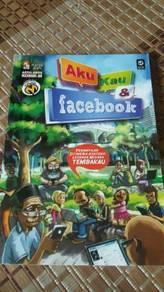 Komik Aku, Kau & Facebook