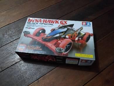 Tamiya Mini 4WD Dyna Hawk GX Black Special