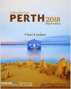 Pakej Perth 2018