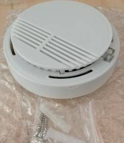 Smoke detector wireless