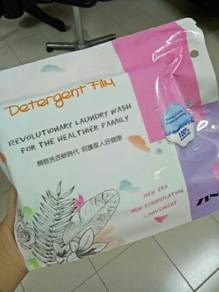 Zing+ detergent films