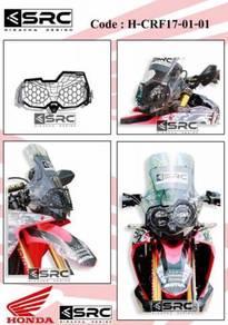Honda CRF-Rally headlamp cover