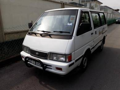 Nissan Vannett - Year 2000