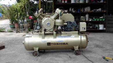 Toshiba 3HP Air Compressor Used