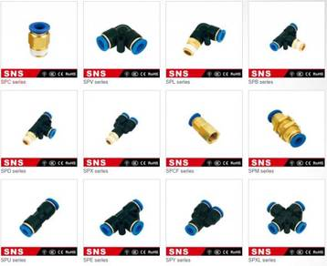 SNS Auxiliary Component-Pneumatic part
