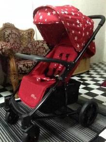 Stroller anakku signature fold & stand