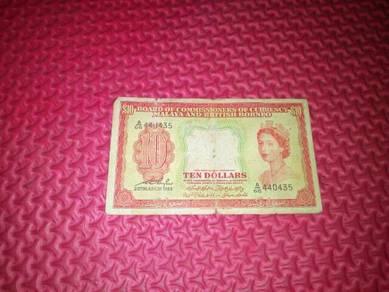 Duit Lama Zaman British Malaya