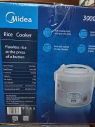 Midea rice cooker 1.8L