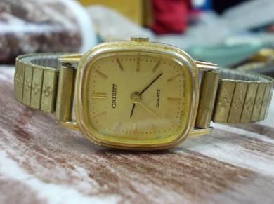 Vintage orient lady watch