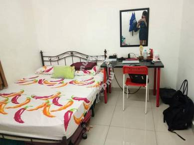 Perling Heights - Master Room / Fully Furnished / straight bus to sg