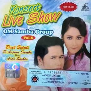 OM Samba Group Konsert Live Show Vol.6 VCD
