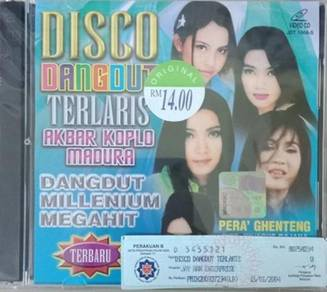 Disco Dangdut Terlaris Akbar Koplo Madura VCD