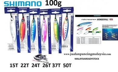 SHIMANO COLTSNIPER WONDERFALL JIG 100g
