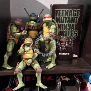 NECA TMNT 2018 SDCC Limited Edition