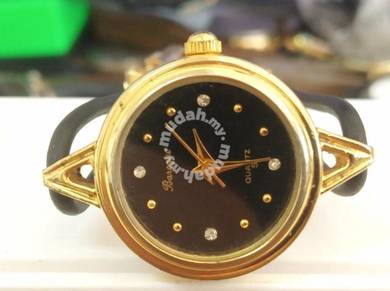Vintage Baroque lady cocktail watch
