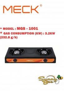 Meck gas stove mgs-1001