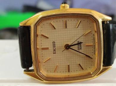 Vintage citizen Exceed lady watch