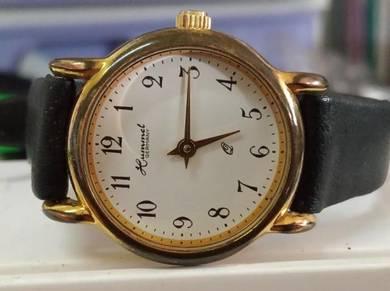 Vintage Hummel of germany lady watch
