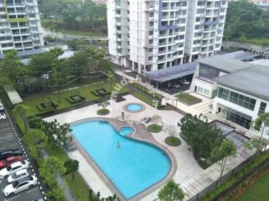 Skyvilla apartment for sale at mjc,kuching