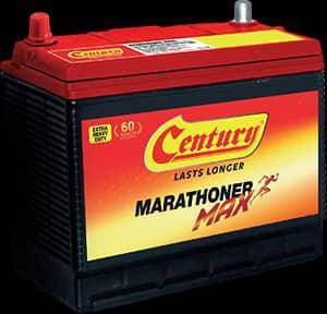 Century motolite wet car battery delivery service