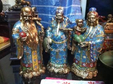 Cloisonne. Jing Tai Lan Fook Lok Shau