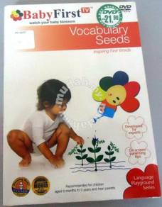DVD Baby First Vocabulary Seeds