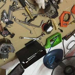 Membaiki peralatan / perkakas elektrik