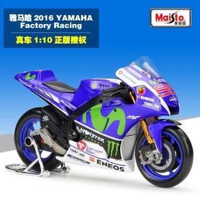 Maisto 1:10 2016 Yamaha #99 MotoGP Diecast Motor