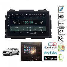 Honda hrv 17-19 9* android car player 1RAM 16G
