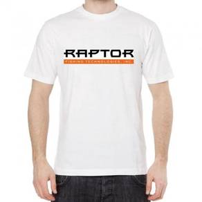 Tshirt Baju RAPTOR II TSV siap poslaju