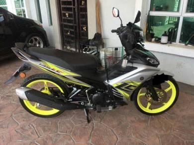Yamaha 135lc 2018