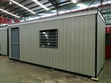 New office quarter cabin k