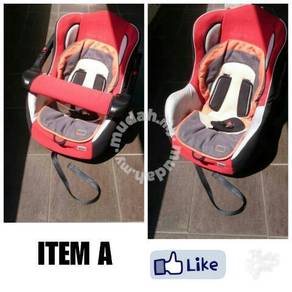 Baby/toddler car seat