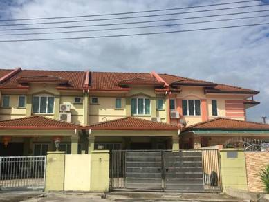 Double storey taman gateway heights-samarahan,sarawak(dc10045584)