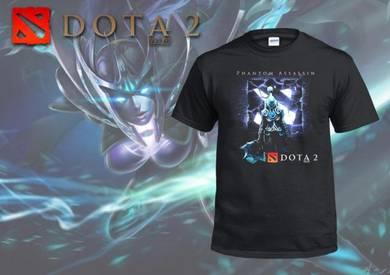 DOTA 2 T Shirt - Phantom Assassin