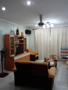 Double storey house at taman bestari indah for sale