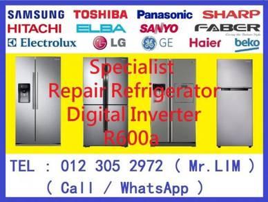 Membaiki Peti Sejuk & Repair Refrigerator