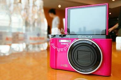 Selfie Camera Casio Exilim