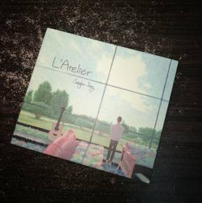 L'Atelier Sungha Jung CD