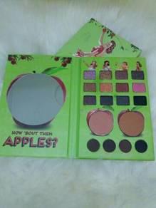 Eyeshadow Apples & Morphe 25 colours