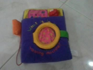 Toys words book