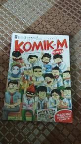 Komik - M Edisi Bumper
