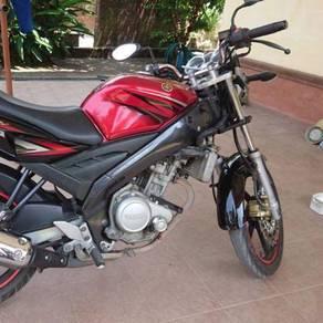 2008 Yamaha FZ