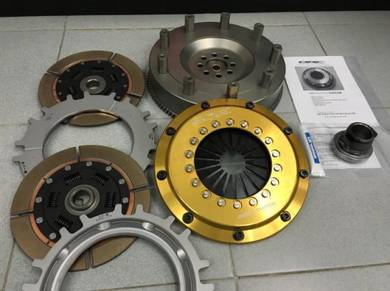 OGURA ORC Twin Plate for Nissan Silvia S15 (6MT)