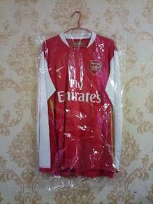 Arsenal 06-08 Long Sleeve Nike PLAYER ISSUE