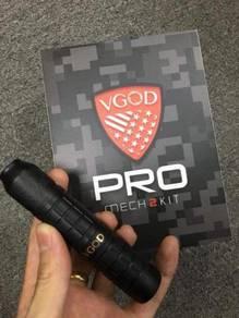 Vape VGod Mech 2 Kit Mech Mod