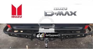 ISUZU DMAX D MAX marco rear bull bar bumper 4WD