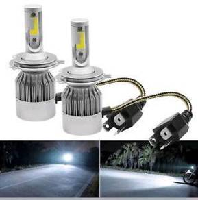 Car Head Lamp HID LED H1 H3 H4 H7 H8 H11 9005 9006