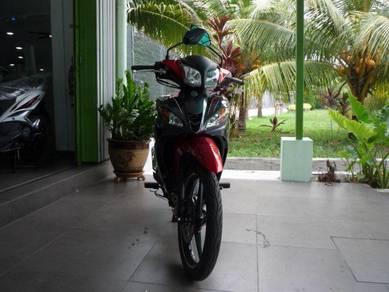 Yamaha 115Z