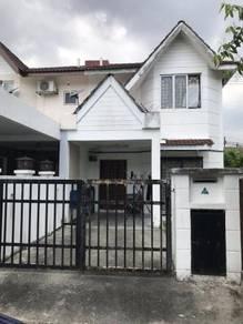 2 storey house Taman saujana impian kajang